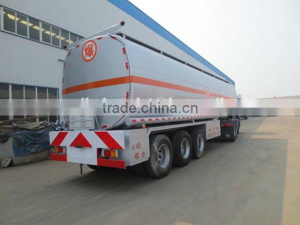 CLW 3 Axles Oil Tank Semi Trailer 42m3