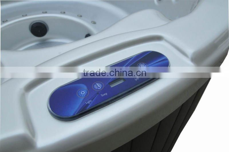 A400 Recreation and Thermostat system Massage Bath Tub