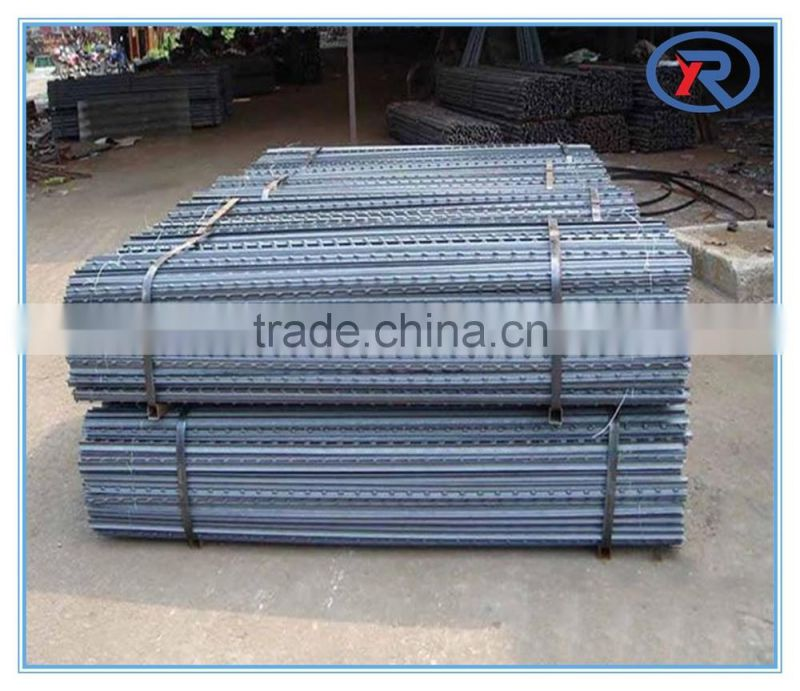 mild steel angle Q 235 equal angle bar from Alibaba China