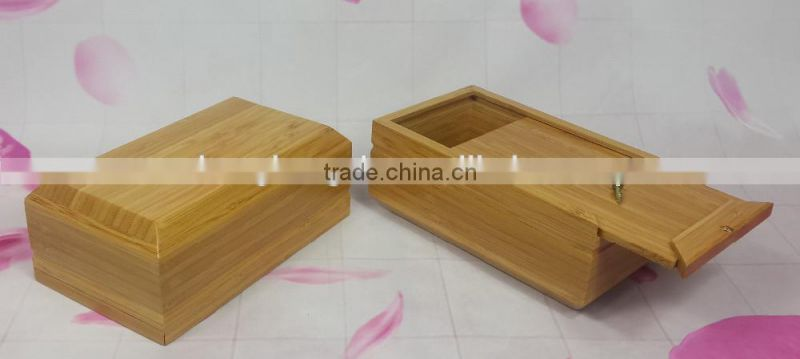 Environmental bamboo urns for human or pets ashes with competitive price