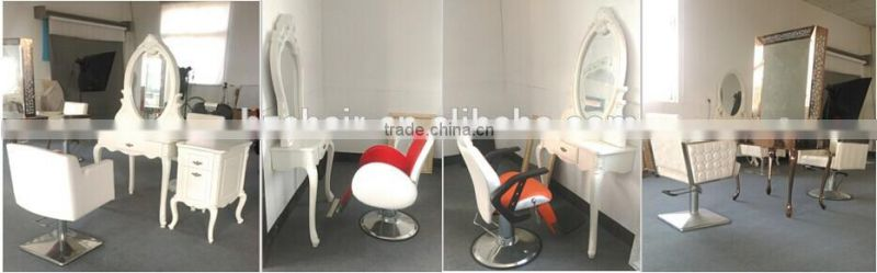 2015 Customize beautiful salon chairs/manufacturer undersell new hair salon furniture