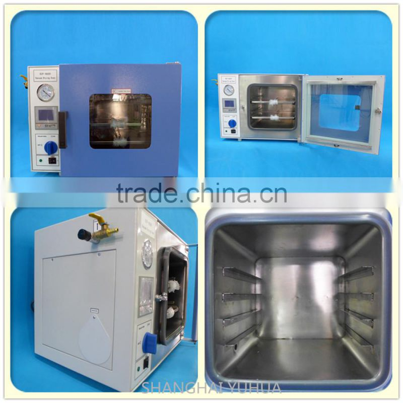 Microwave Vacuum Drying Oven For Laboratory