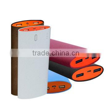 Matte Finished Power Bank 13200mAh