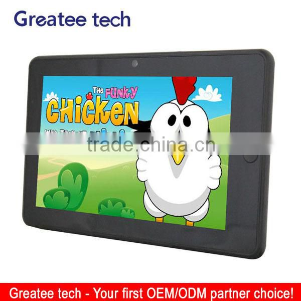 7 inch HD Android 4.0 Car GPS Navigation DVR Recorder AVIN WIFI
