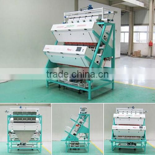 ccd tea color sorter for Pekoe Fanning 1