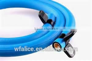 Flexible natural gas hose for stove LPG hose flex pipe