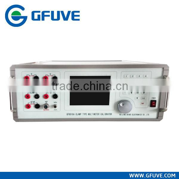 Laboratory calibration equipment Clamp Type Multimeter Calibrator