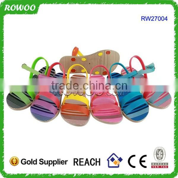 New Hot EVA flip flop Made In China EVA slipper,plastic Sandals For Girl