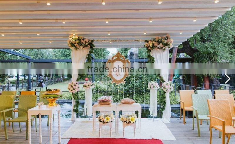 artificial flower wholesale,wedding stage artificial wisteria flower for sale