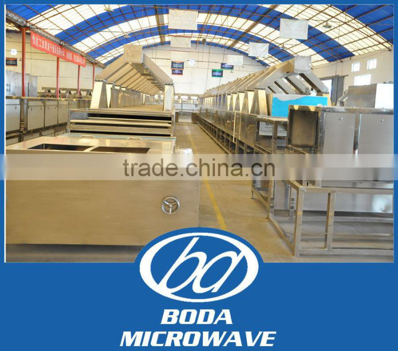 Tunnel Dryer equipment with conveyor belt