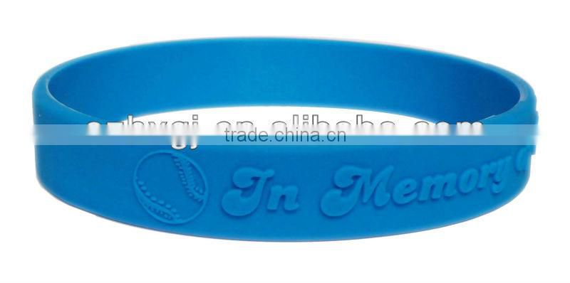 MA-855 2013 Hot Sell Charity Products Silicone Old Man Bracelet