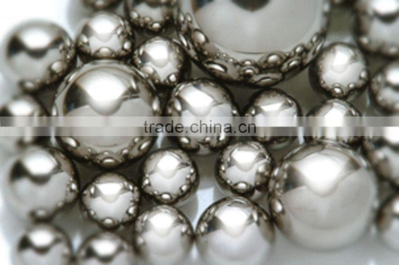Ceramic carbide ball/cermet bearing balls