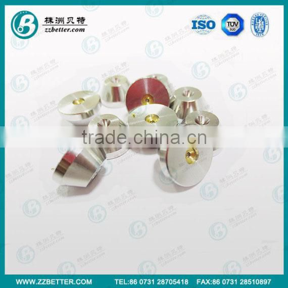 Waterjet cutting nozzle spare part diamond orifice