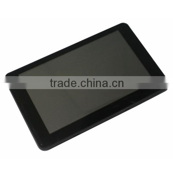 5 inches Car GPS Navigation with DVR AV-IN Bluetooth Wince 6.0 os