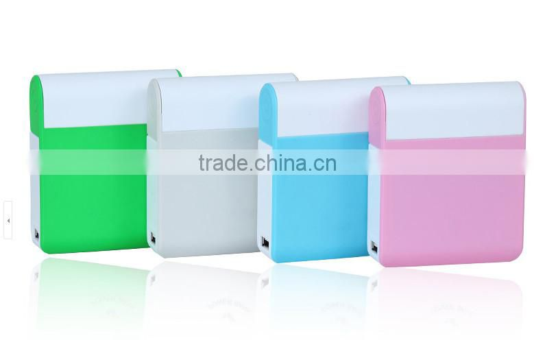 OT-PW02A 8800mAh Good Price Mirror Power Bank For Gift Item
