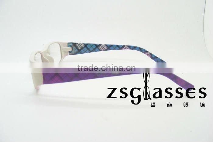CE and FDA passed 2012 new style Fashion reading glasses