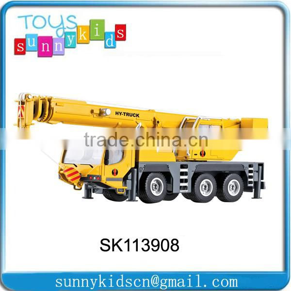 High quality diecast model car toy oil tank truck