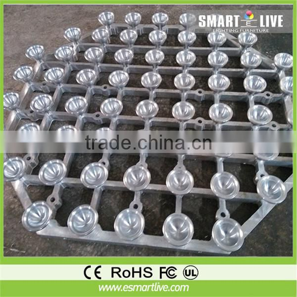 China manufacturer plastic rotational moulding water fill road barrier