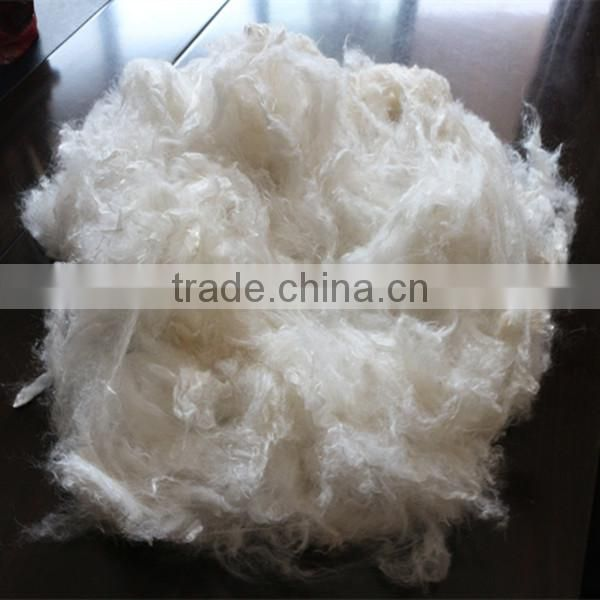 Recycled viscose fiber 1.5D VSF for non-woven purpose
