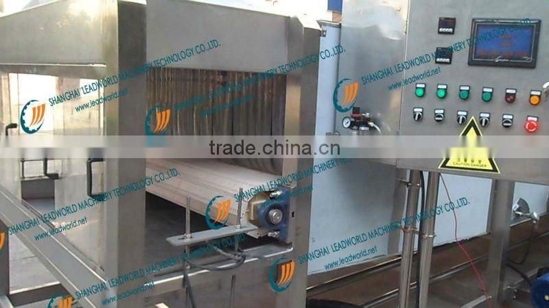 China Origin Full-Automatic water spray sterilization Tunnel