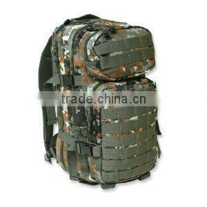 England Military Army Patrol Molle Assault Pack Tactical Backpack