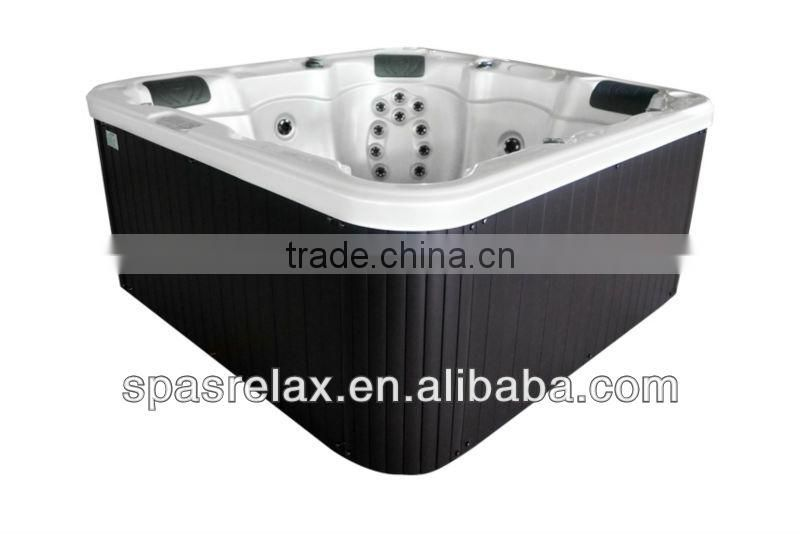 Strong Spa Cover/Outdoor Hottub Massage Bathtub tub Pool for 5 Person