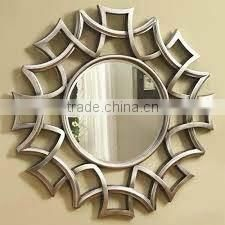 most beautiful butterfly design metal wall mirror
