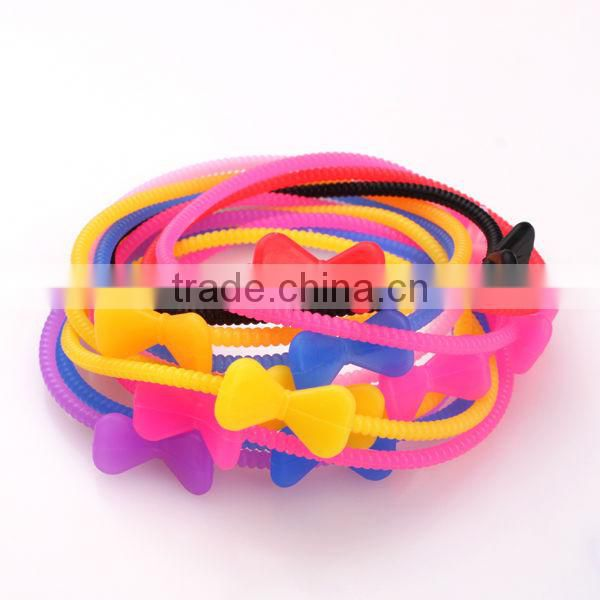 Cheap sell any of customized engraved silicone bracelet