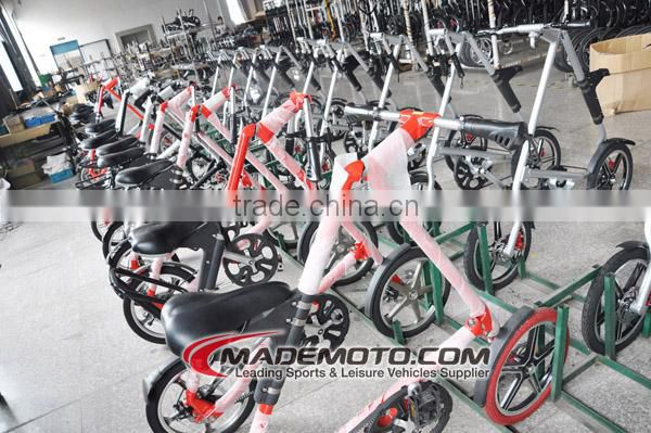 China Direct Factory Foldable Bicycle Cheap Price