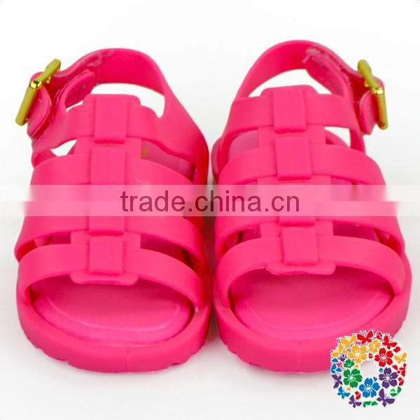 2017 new fashion baby shoes for kids soft sole leather baby sandals