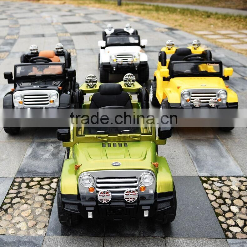 High quality ride on kids car remote control ride on toys JJ245