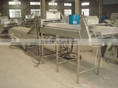 Mesh Belt Type Blanching Machine for Packaed Food