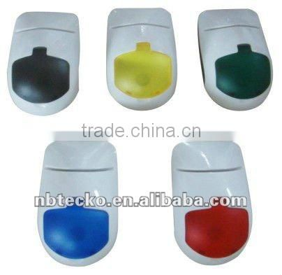 plastic mouse shape Computer brush keyboard cleaner with logo for promotional
