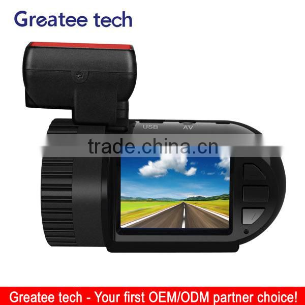 Ambarella real FHD 1080p black box for car camera