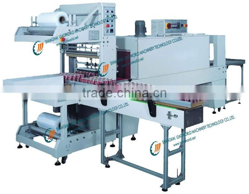 Automatic Carton Erector for beverage factory machine line