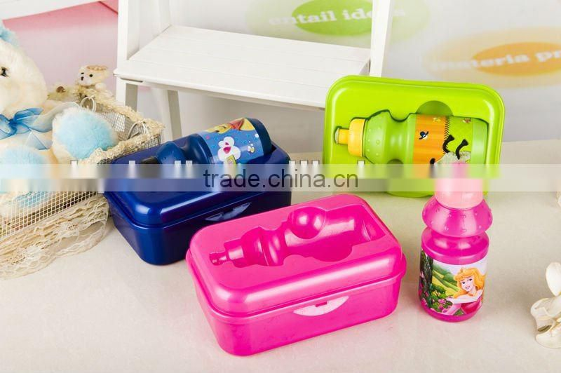 Customized multifunction clear lunch box with Low price