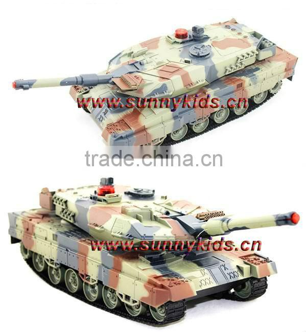 RC Battle Tank Infrared RC Combat Tank Toys (Twin Pack) RC Tank 558
