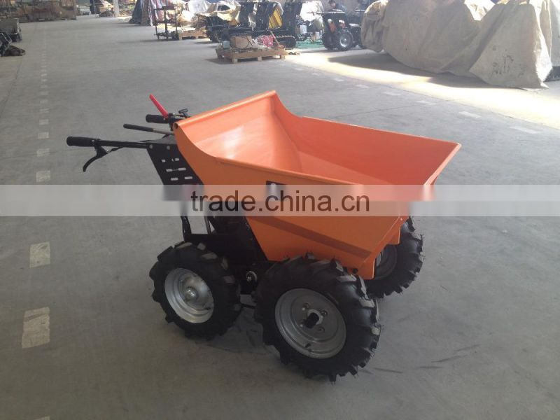 2015 wholesale 5.5hp 250kgs mini dumper,hydraulic mini dumper,garden mini dumper