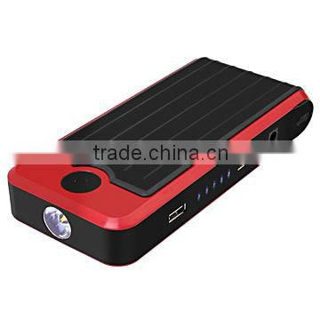 12000mah Multi-function Emergency Car Jump Starter Charger Booster Portable Car Jump Starter