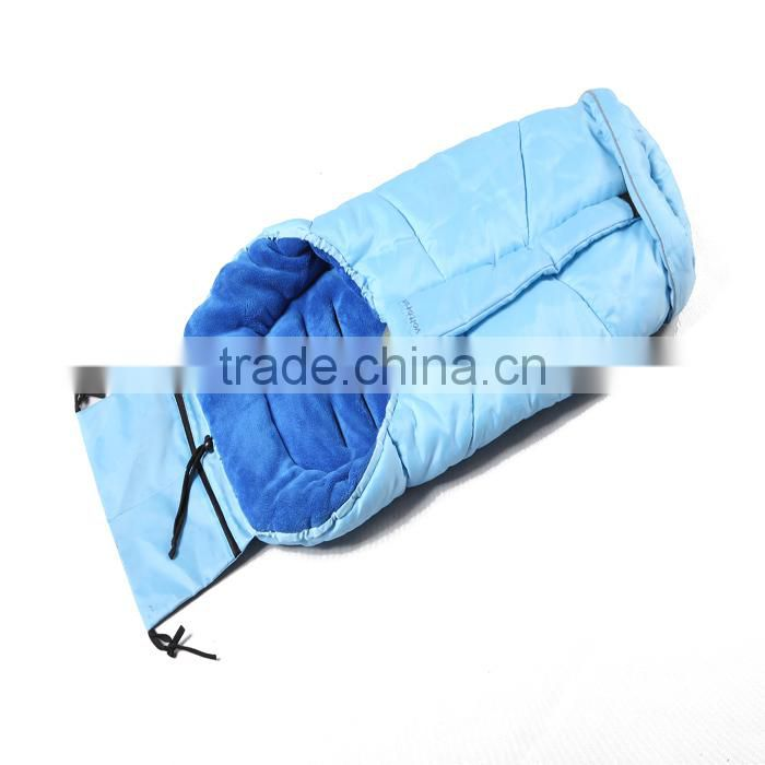 Outdoor baby sleeping bag pattern style