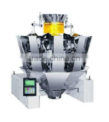 Automatic Almond Packing Machine VFFS Packaging Machine Potato Chips Packing Machine