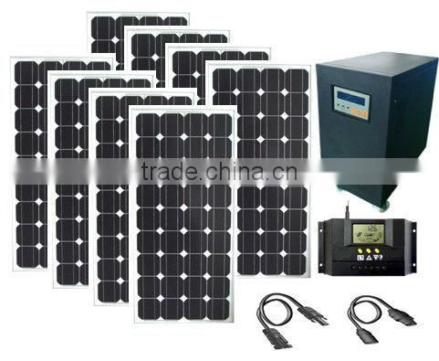 6kw Long warranty high battery lantern solar home system sresky