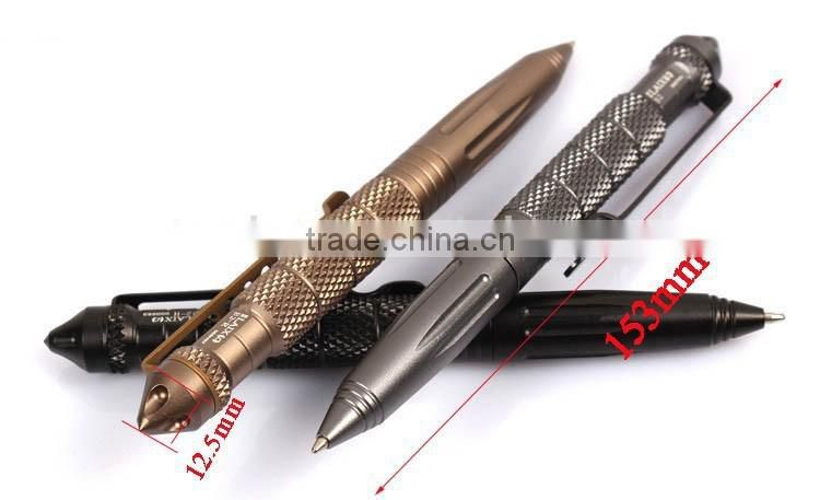 hot selling tactical self defense pen for promotion and military