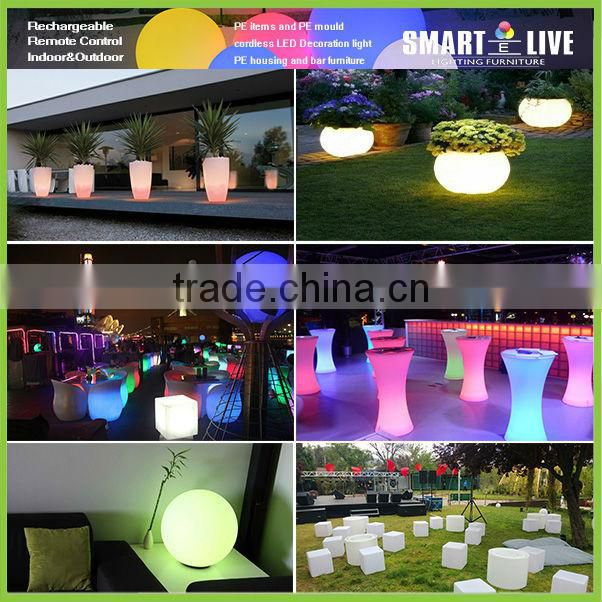 2015 new fashion wholesale crystal tree centerpieces with LED light for wedding and party decoration