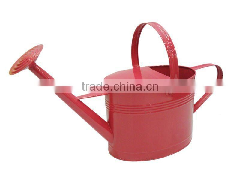 Long Reach watering can, Made of Metal Iron With Long Neck or Sport for longer reach