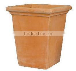 Washed Terracotta Pots, Tuscan Pot, Vietnam Terracotta Pots and Planter,
