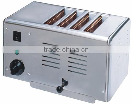 Hot Sales pop-up 4 Pieces Bread Toaster(ZQ-4)