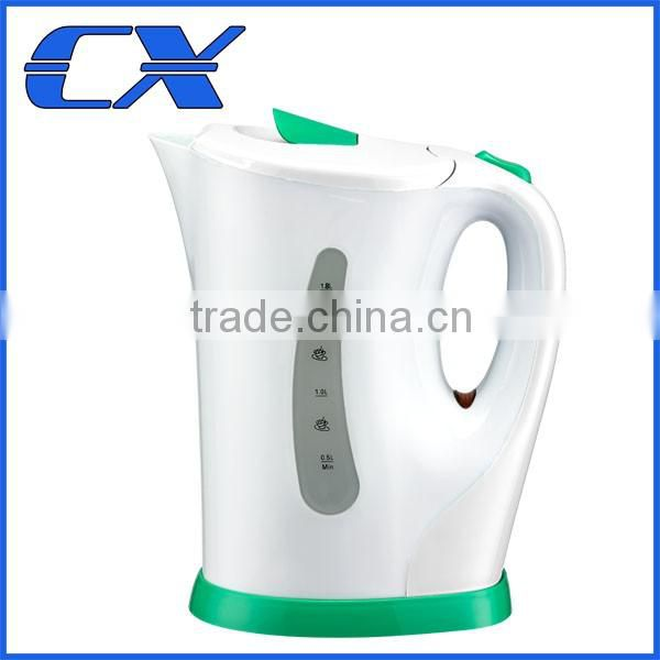 PP Safe non-toxic Plastic Electric Kettle