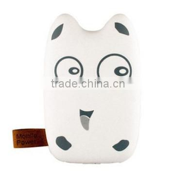 Power bank manufacturer 7800mAh external battery charger with totoro shape attractive cartoon power bank