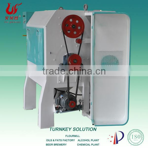 Novel Design Wheat Washer with train service agricultural machinery made in china